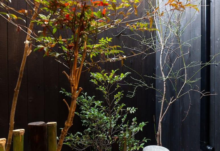 綢四條通壬生寺雙年旋律回憶飯店, Kyoto, 庭院