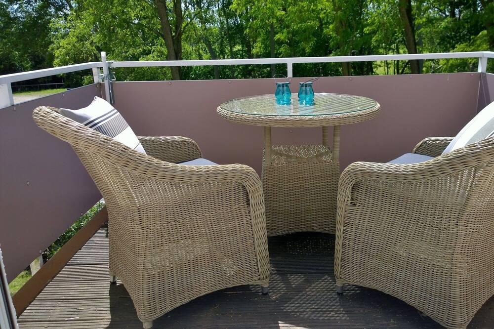 Apartmán (Baltisches Meer) - Balkón