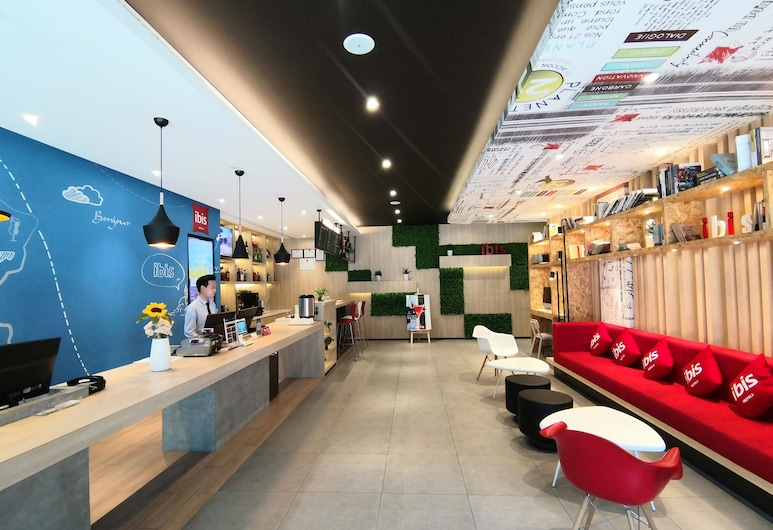 Ibis Hangzhou Future Sci-tech City Hotel, Hangzhou, Reception