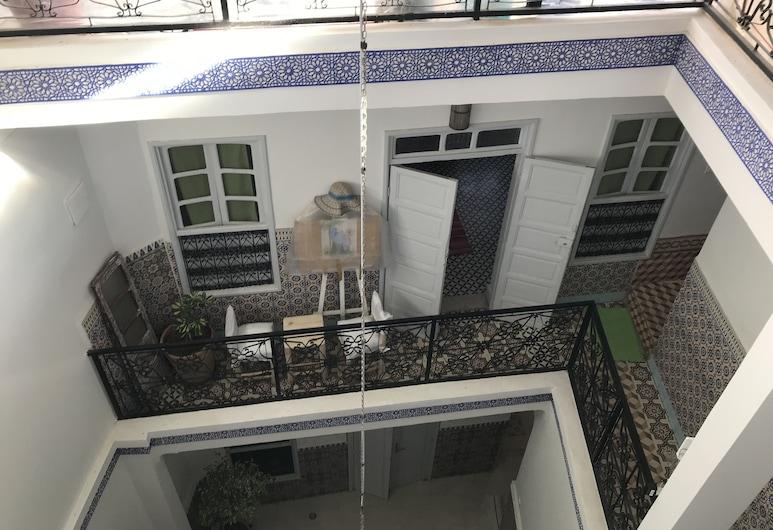 Riad Medina, Marrakech, Terrasse/patio