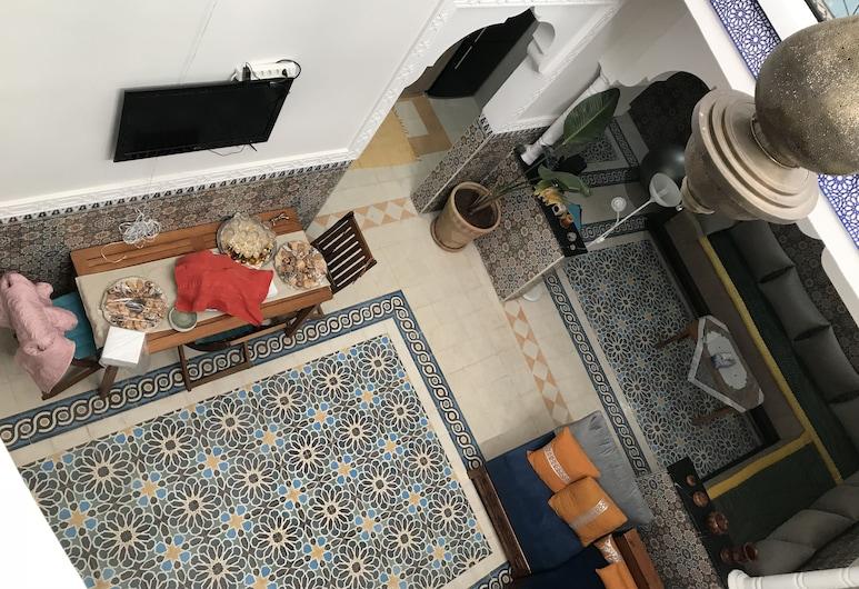 里亞德梅迪納酒店, Marrakech, 陽台