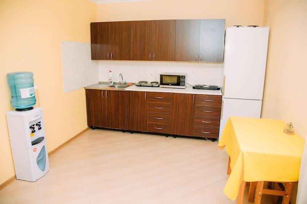 經濟單人房 - 共用廚房
