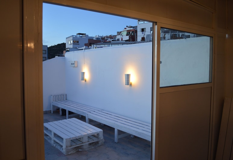 Le Spot Surf Camp, Taghazout, Terrazza/Patio