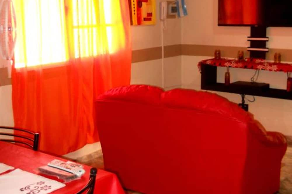패밀리 아파트, 금연 - 거실 공간