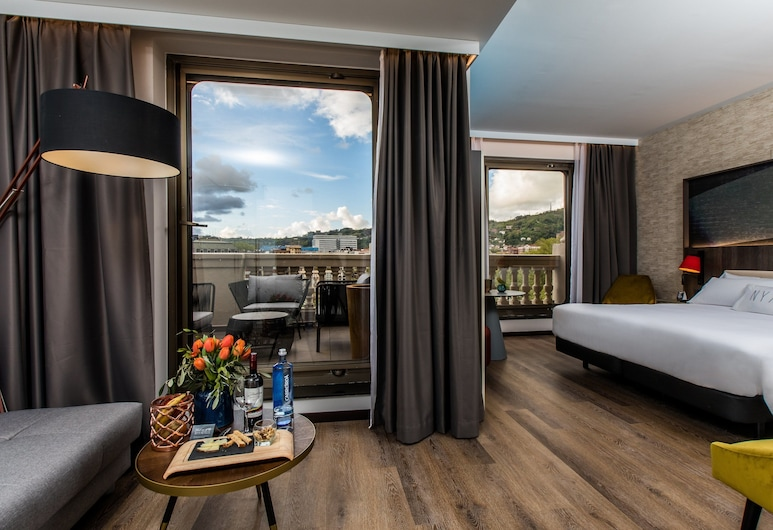 NYX Hotel Bilbao by Leonardo Hotels, Μπιλμπάο, Δωμάτιο επισκεπτών