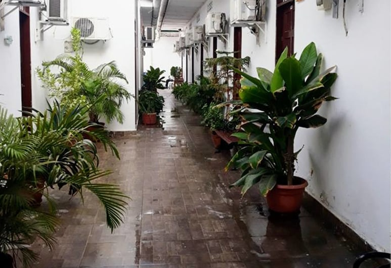 Hotel Santa Monica, Barranquilla, Have