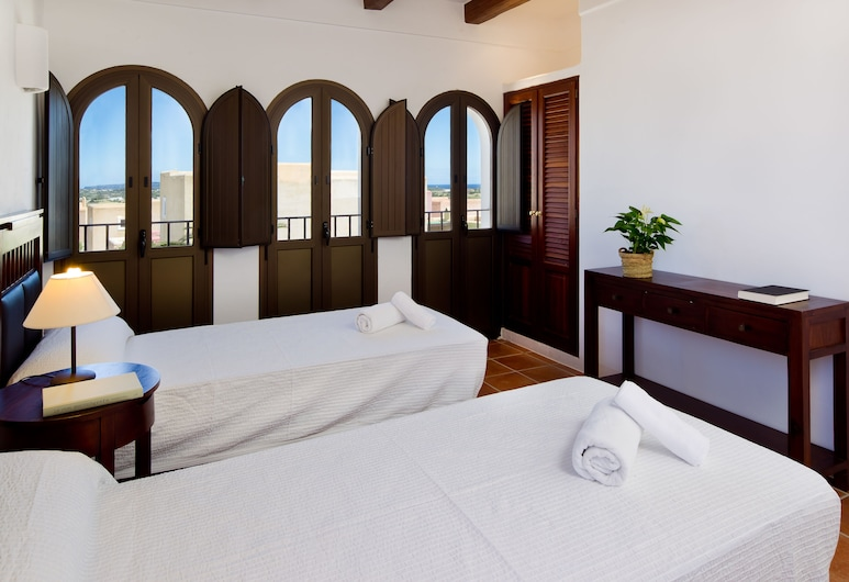 Can Noves - Villa de 4 suites -35, Formentera, Vila, 4 spavaće sobe, Soba