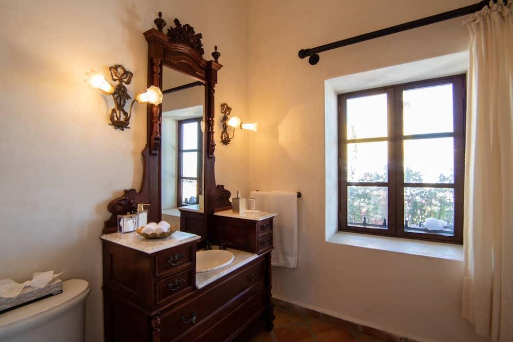 Deluxe - Badezimmer