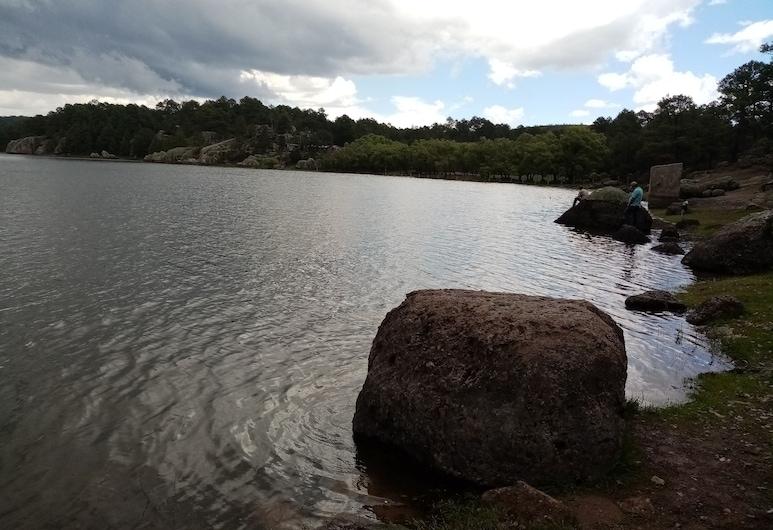 Cabañas Las Gemelas Barrancas del Cobre , Urique, Ecoturismo