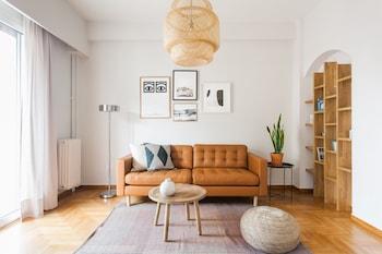 Foto UPSTREET Central Cozy Apartments in Plaka di Athena