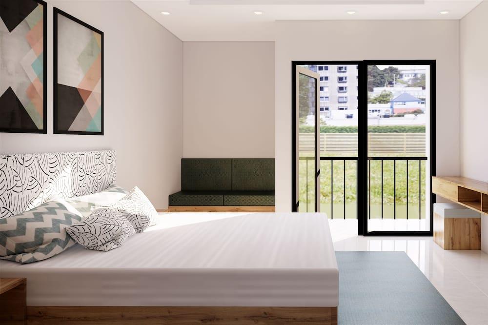 Deluxe Double Room, Balcony - Balkoni