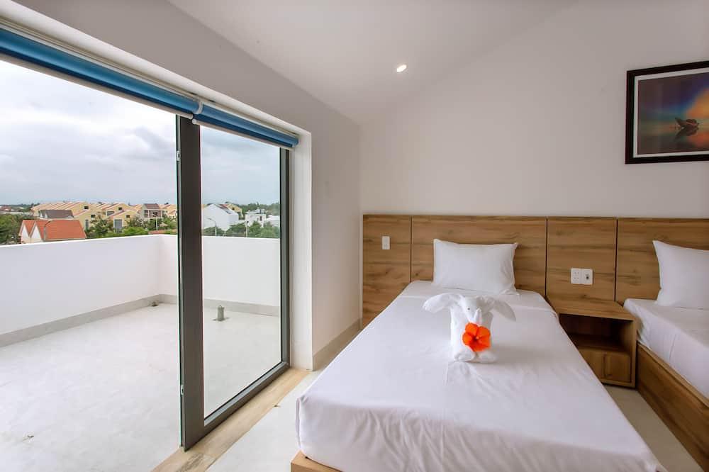 Classic Triple Room - Balkoni