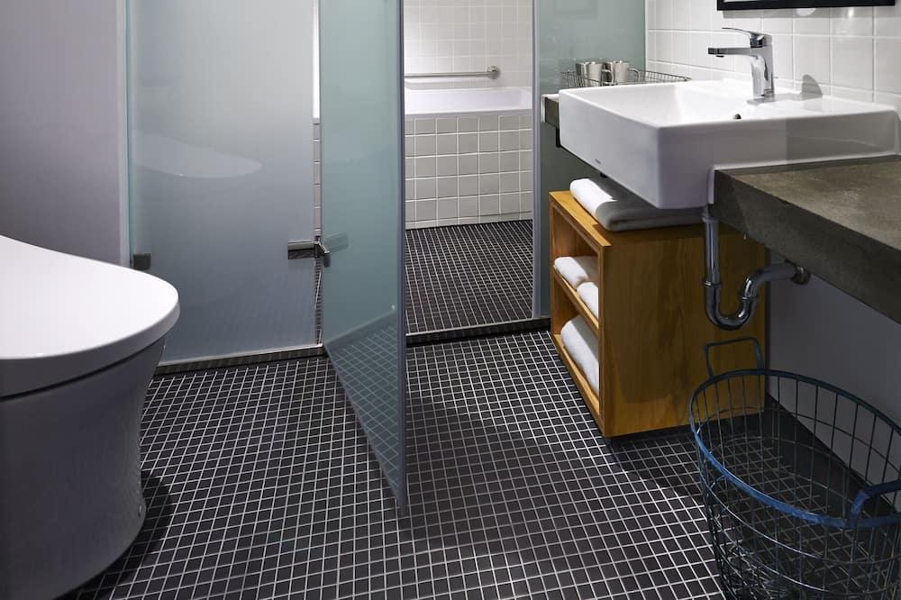 Habitación doble ejecutiva, 1 cama Queen size, para no fumadores - Baño