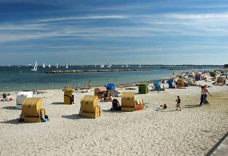 Inmediatamente en la playa!, Kiel, Playa