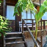 Бунгало, 1 двуспальная кровать (Smoking, SWING) - Балкон