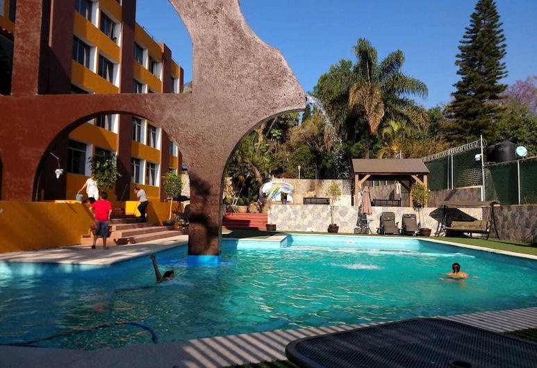 Hotel Tepoztlán Shaya Michan, Tepoztlan, Pool