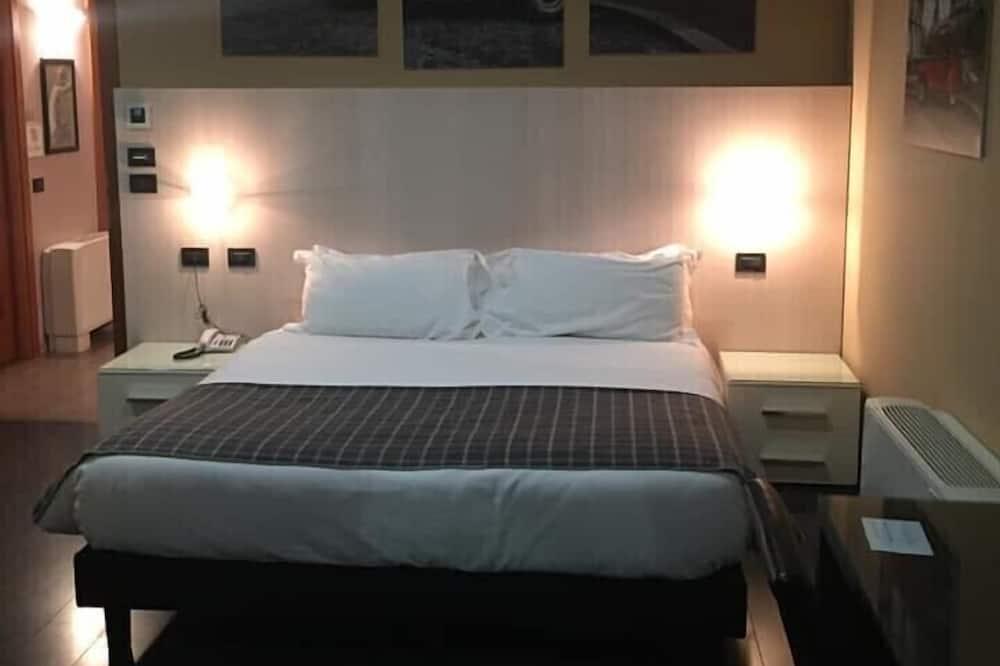 Deluxe kamer, 1 twee- of 2 eenpersoonsbedden, niet-roken, uitzicht op tuin - Kamer