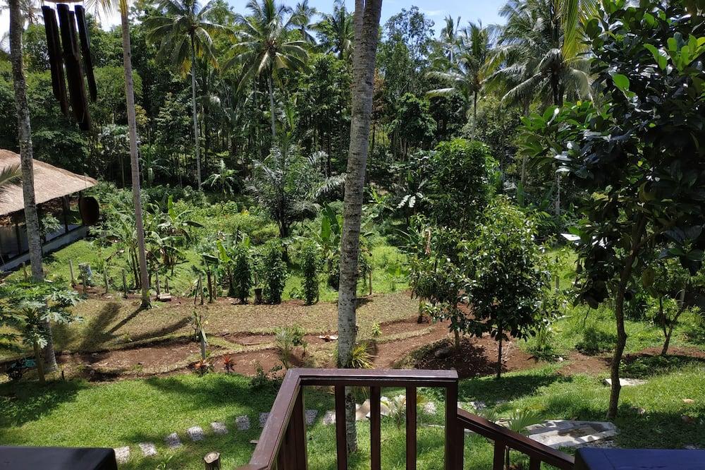 標準雙人或雙床房 - 花園景觀