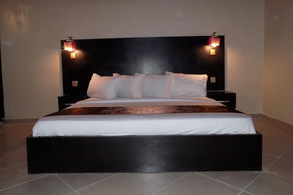 Улучшенный номер, 1 двуспальная кровать «Кинг-сайз» - Номер