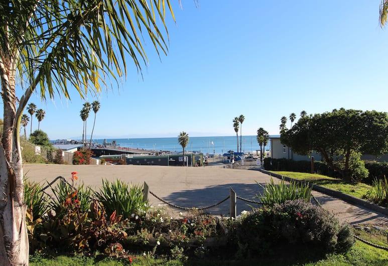 Edgewater Beach inn and suites, Santa Cruz, Luxury-sviitti, Useita sänkyjä, Tupakointi kielletty, Merinäköala, Ranta-/merinäköala