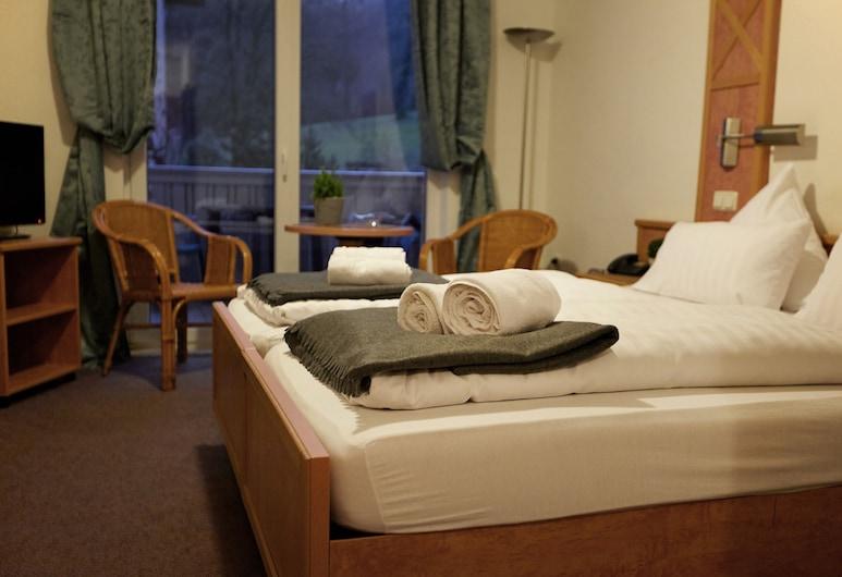 Hotel Zur Burg Sternberg, Extertal, Soba za goste
