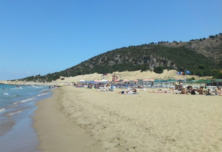 阿瑪莉亞酒店, 西亞該亞, 海灘