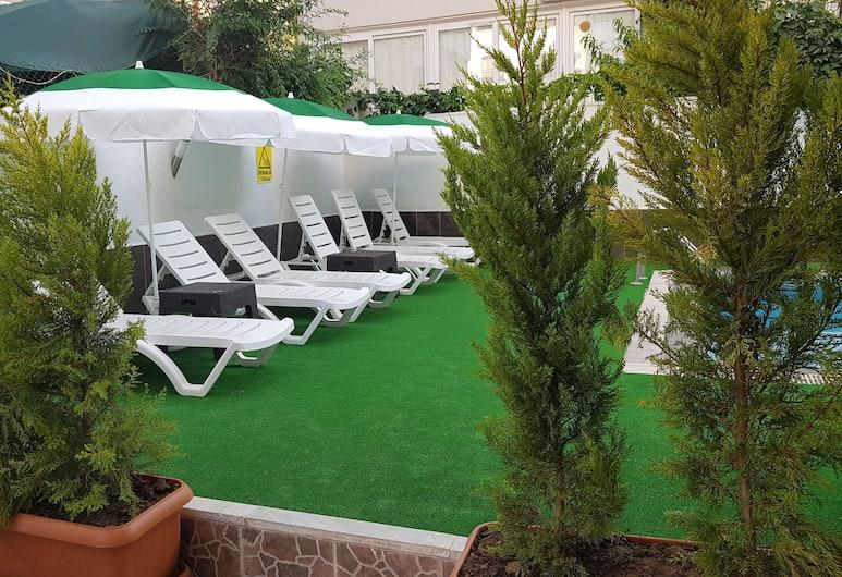 Lavin Garden Butik Hotel, Antalya, Poolbar