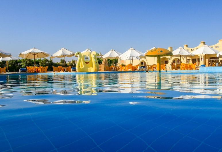 Green Leaves Aqua Park Beach Resort North Coast, El-Hamam, Udendørsareal