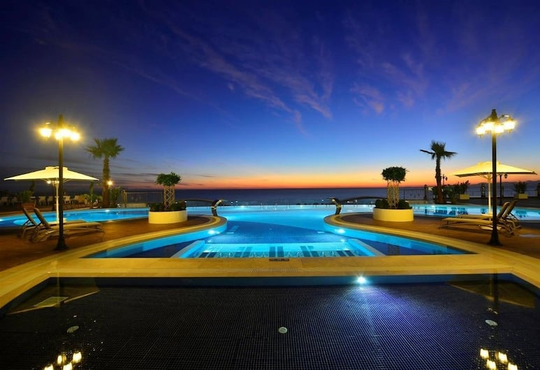 Elite Luxury Suite & Spa, Alanya, Otelden görünüm