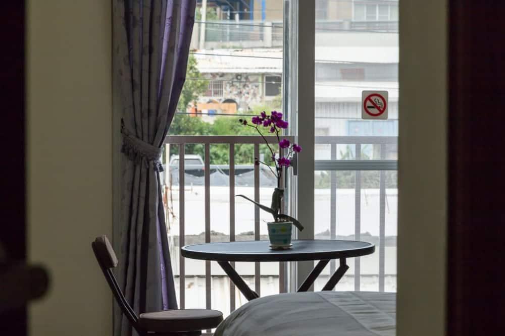 Pokój dwuosobowy typu Premier, 1 sypialnia - Balkon