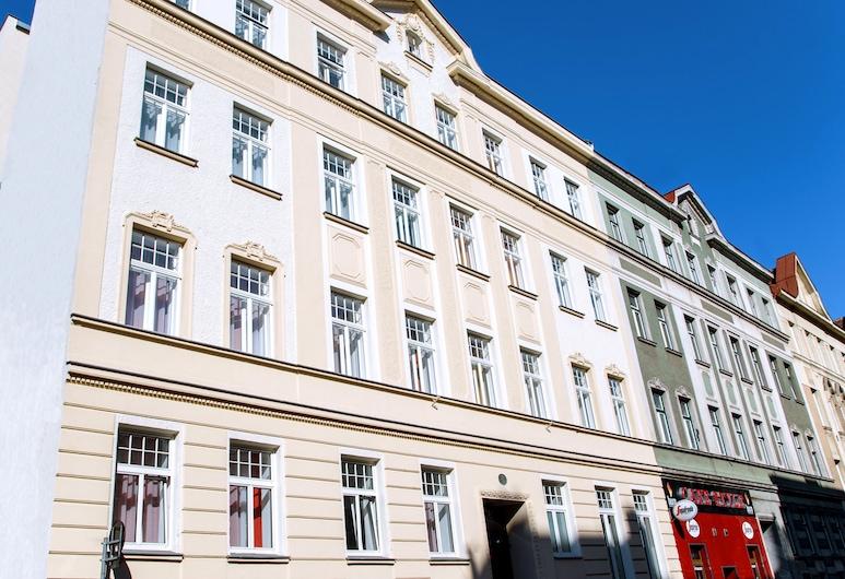Strauss Apartments, Vienne
