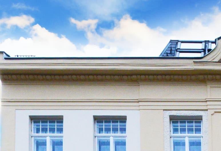 Sunrise Apartments, Vídeň, Fasáda
