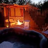 Улучшенный люкс, гидромассажная ванна - Индивидуальная спа-ванна