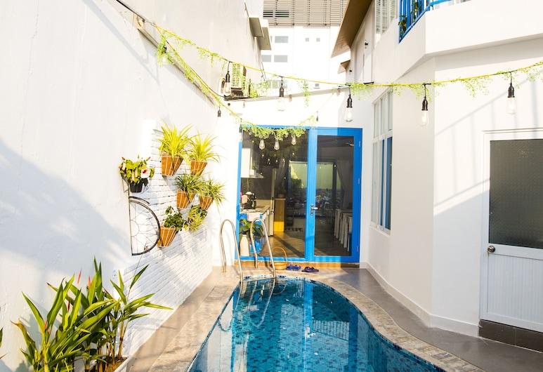 Just Home - Hostel, Da Nang, Basen odkryty