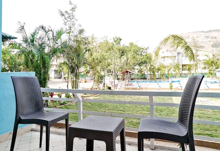 OYO 24261 Ellegance Hill Resort, Lonavala, Standard Room, Balcony