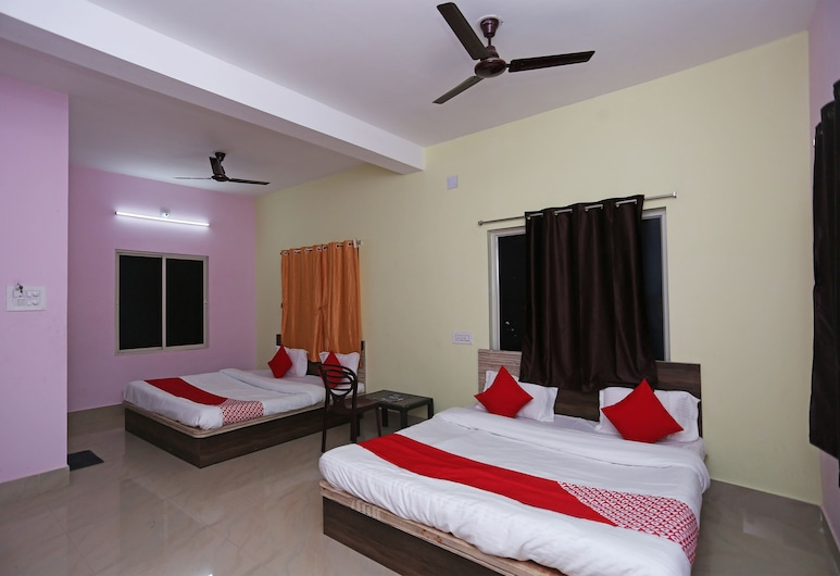 OYO 27734 Hotel Savasi, Puri, Štandardná izba, Hosťovská izba
