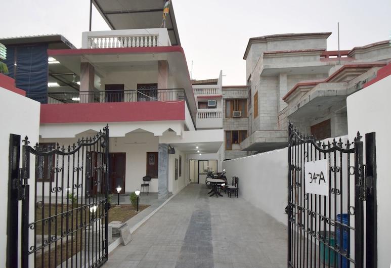 OYO 23553 Padamgarh Residency, Jaipur, Parte delantera del hotel