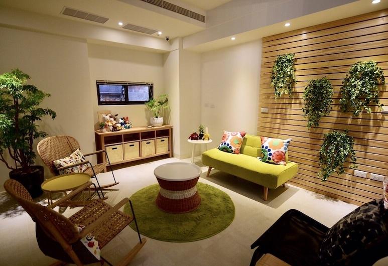 Sakagami Hotel, Tainan, Eteisaula
