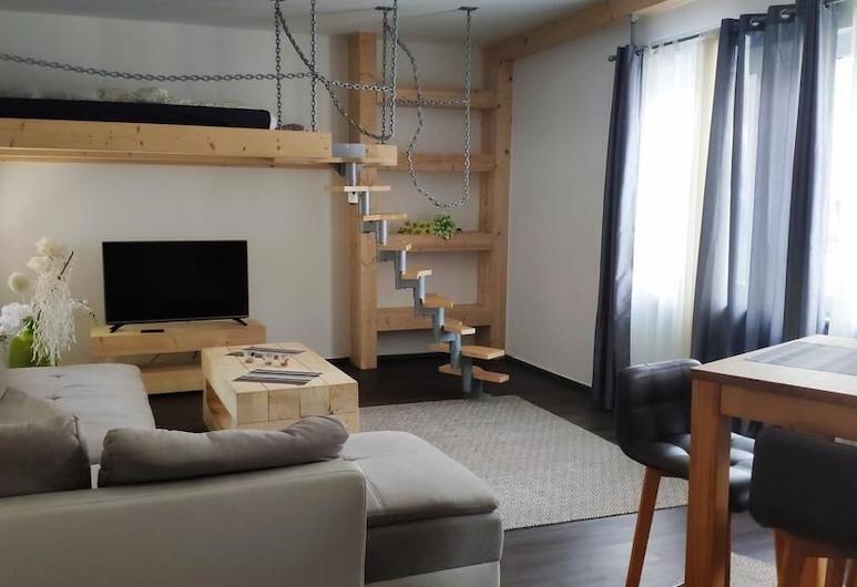 Klein aber fein, Trier, Apartment, Ground Floor, Room