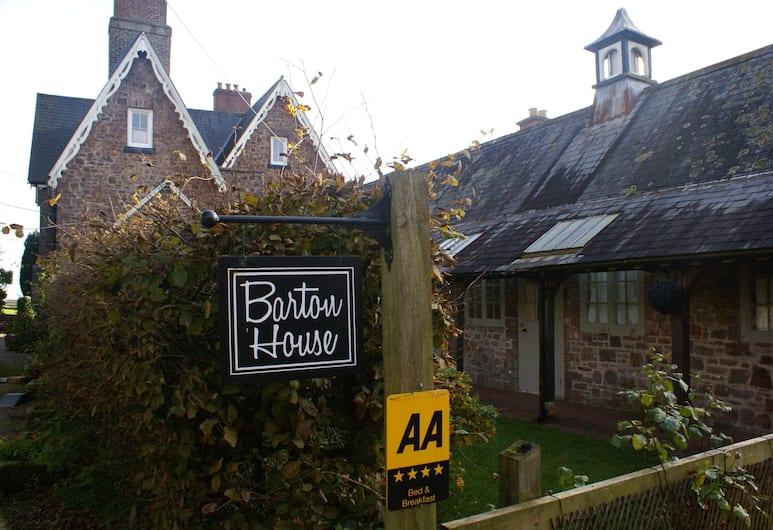 Barton House B&B, Tiverton