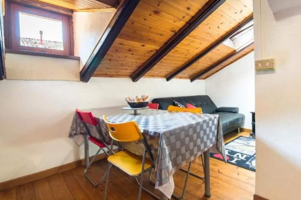 Appartamento, 1 letto queen con divano letto, non fumatori - Pasti in camera