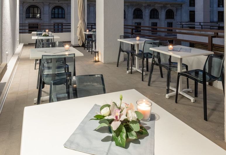 Concept Terrace Hotel, Rím