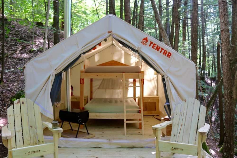 Tentrr - Pleasant Mountain Stream Camp - Campsite