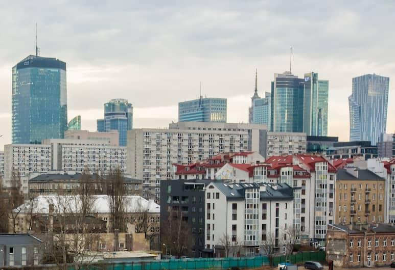 erApartments Chłodna, Varsova, Superior-huoneisto, Kaupunkinäköala, Terassi/patio