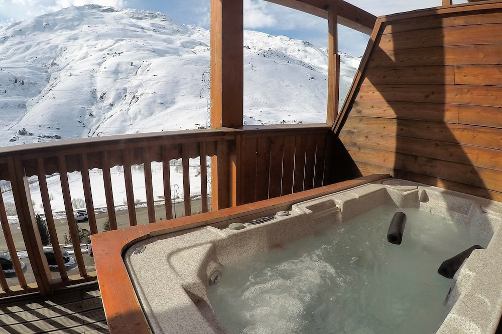 Suite, Hot Tub - Tab spa persendirian
