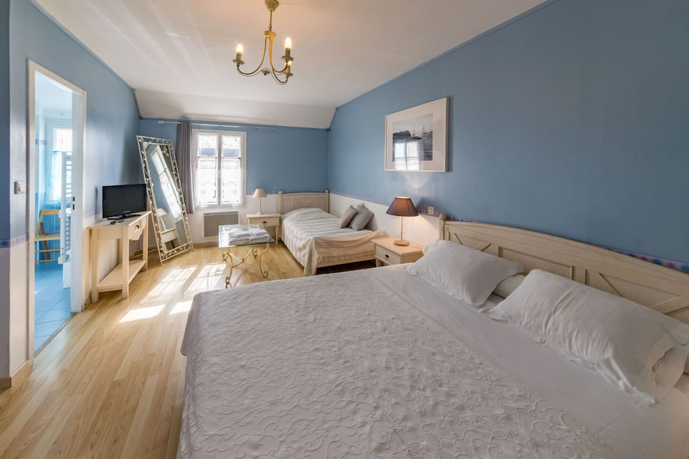 Comfort Double Room (Iroise) - Guest Room