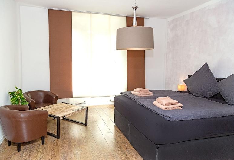 Uferpromenade, Waren (Müritz), Apartemen Comfort, Kamar Tamu