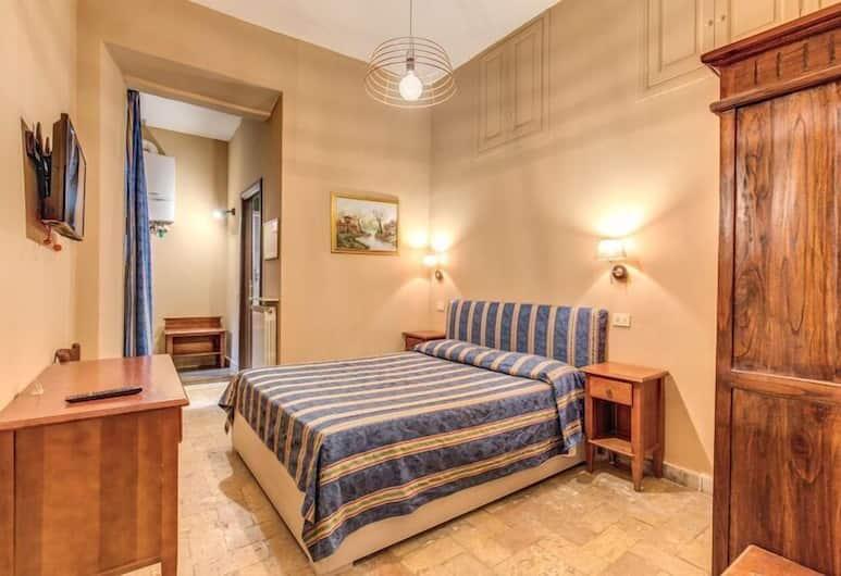 聖科錫瑪托旅館, 羅馬