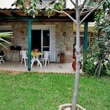 Casa clásica, 2 habitaciones - Jardín