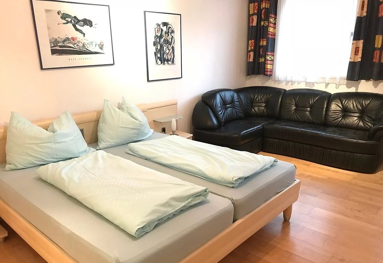 Appartementhaus Holiday & Villa Theresa, Kaprun, Căn hộ (HOCHEISER), Phòng